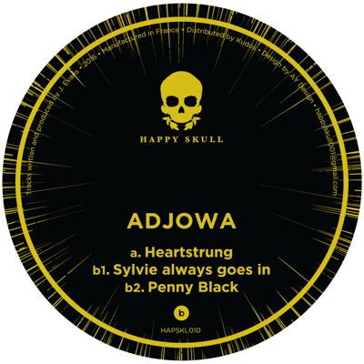 """Adjowa/HEARTSTRUNG 12"""""""