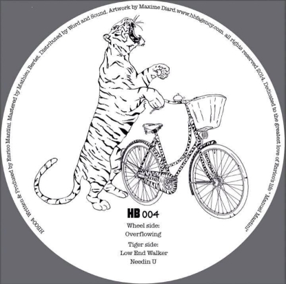Enrico Mantini/OVERFLOWING 12""