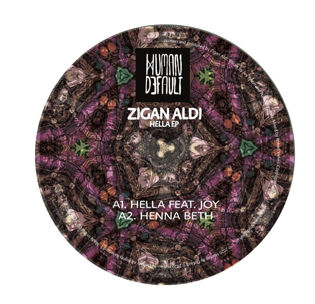"""Zigan Aldi/HELLA EP 12"""""""