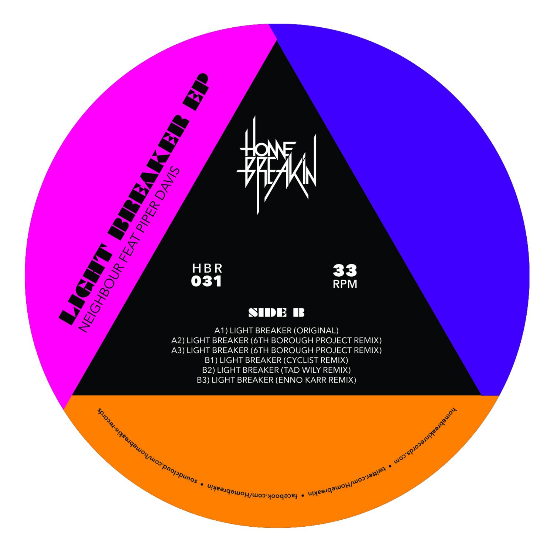 """Neighbour/LIGHT BREAKER EP 12"""""""