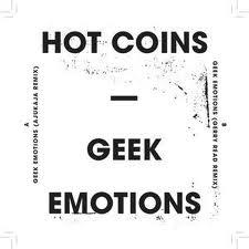 "Hot Coins/GEEK EMOTIONS-GERRY READ 12"""