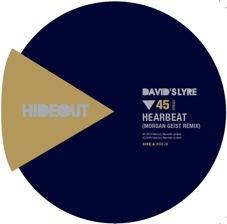 "David's Lyre/HEARTBEAT REMIXES 12"""