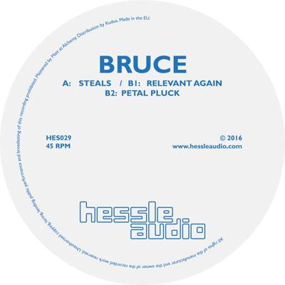 "Bruce/STEALS 12"""