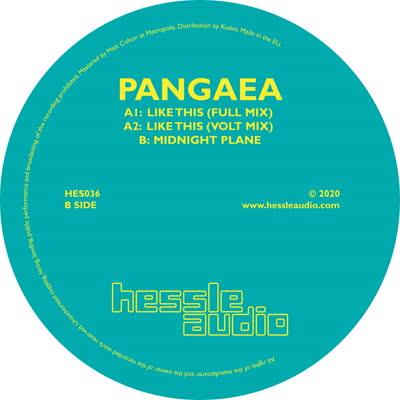 """Pangaea/LIKE THIS 12"""""""