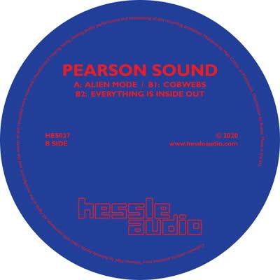 """Pearson Sound/ALIEN MODE 12"""""""