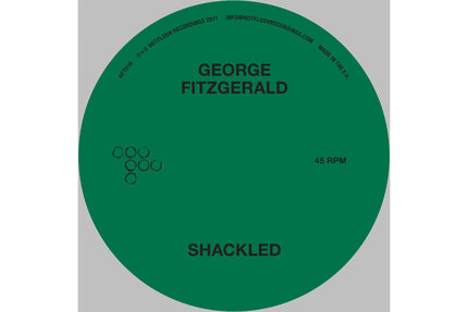 """George Fitzgerald/SHACKLED 12"""""""