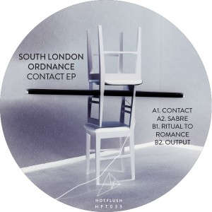 """South London Ordnance/CONTACT 12"""""""