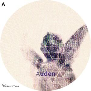 """Auden/HUNGER (ALAN FITZPATRICK RMX) 12"""""""