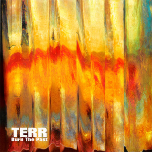 "Terr/BURN THE PAST 12"""