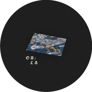 """Or:La/FAREWELL 24 EP 12"""""""