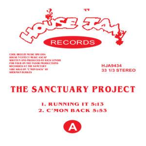 "Sanctuary Project/RUNNING IT 12"""