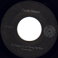 """Candi Staton/I'LL SING A LOVE SONG...7"""""""