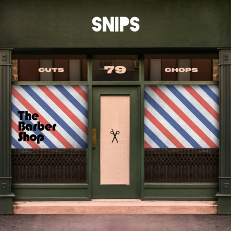 Snips/THE BARBERSHOP LP