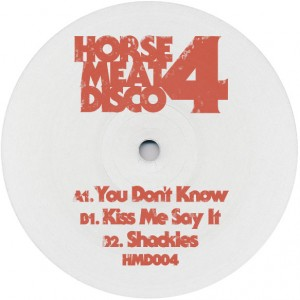 """Horse Meat Disco/EP #4 12"""""""