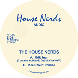 House Nerds/NERDS ARE PEOPLE TOO 12""