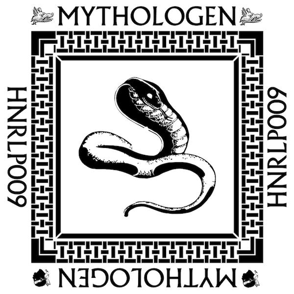 Mythologen/MYTHOLOGEN LP