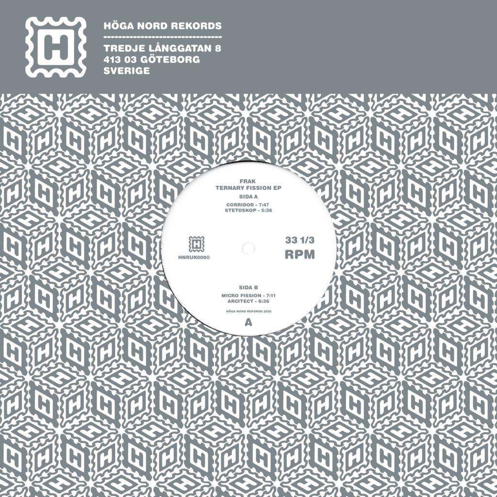 "Frak/TERNARY FISSION EP 12"""