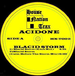 "Acidone/BLACID STORM 12"""