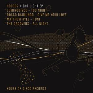 "Various/NIGHT LIGHT EP 12"""