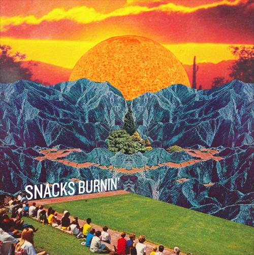 """Snacks/BURNIN' EP 12"""""""