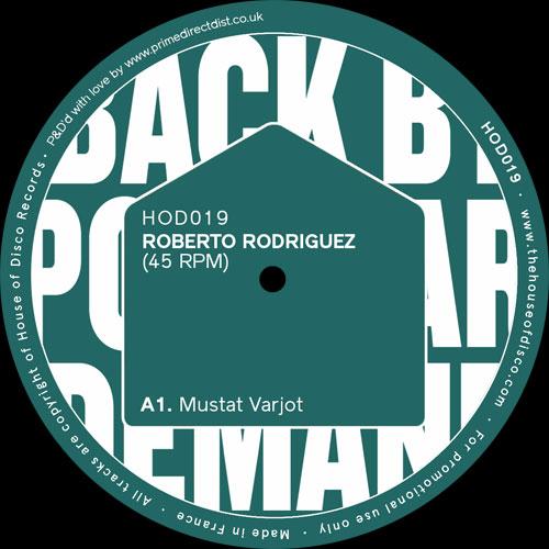 """Roberto Rodriguez/MUSTAT VARJOT 12"""""""
