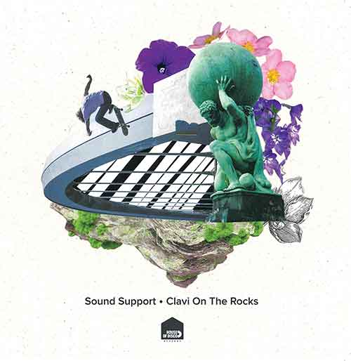 """Sound Support/CLAVI ON THE ROCKS 12"""""""