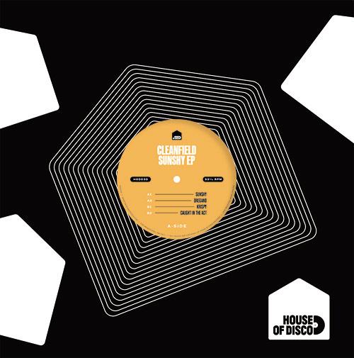 "Cleanfield/SUNSHY EP 12"""