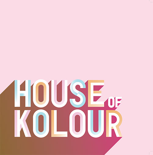 """Various/HOUSE OF KOLOUR 12"""""""