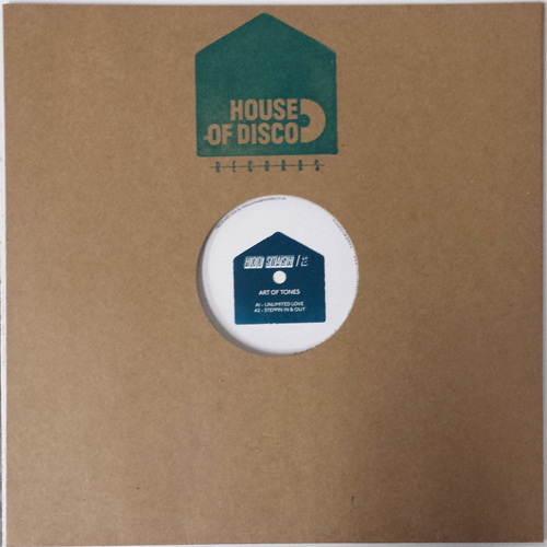 Art Of Tones/HOD STASH EP 2 12""