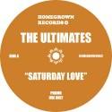 "Ultimates, The/SATURDAY LOVE 12"""