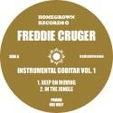 "Freddie Cruger/INSTR. GOBITAR VOL.1 12"""