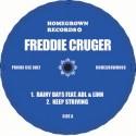 "Freddie Cruger/RAINY DAYS 12"""
