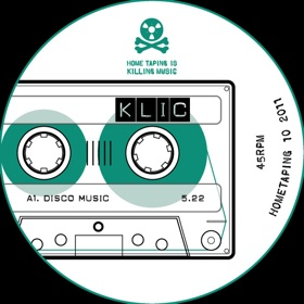 "Klic/DISCO MUSIC-BUMP 12"""