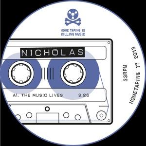 """Nicholas/MUSIC LIVES 12"""""""