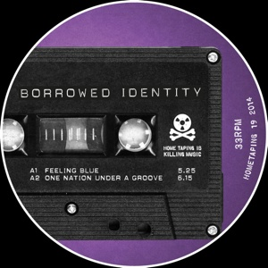 Borrowed Identity/EP 12""