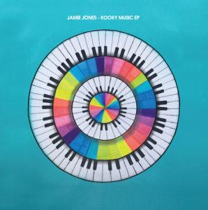 "Jamie Jones/KOOKY MUSIC EP 12"""