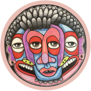 """Patrick Topping/BE SHARP SAY NOWT 12"""""""