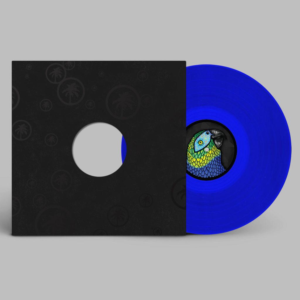 "Rebuke/ALONG CAME POLLY (BLUE) 12"""
