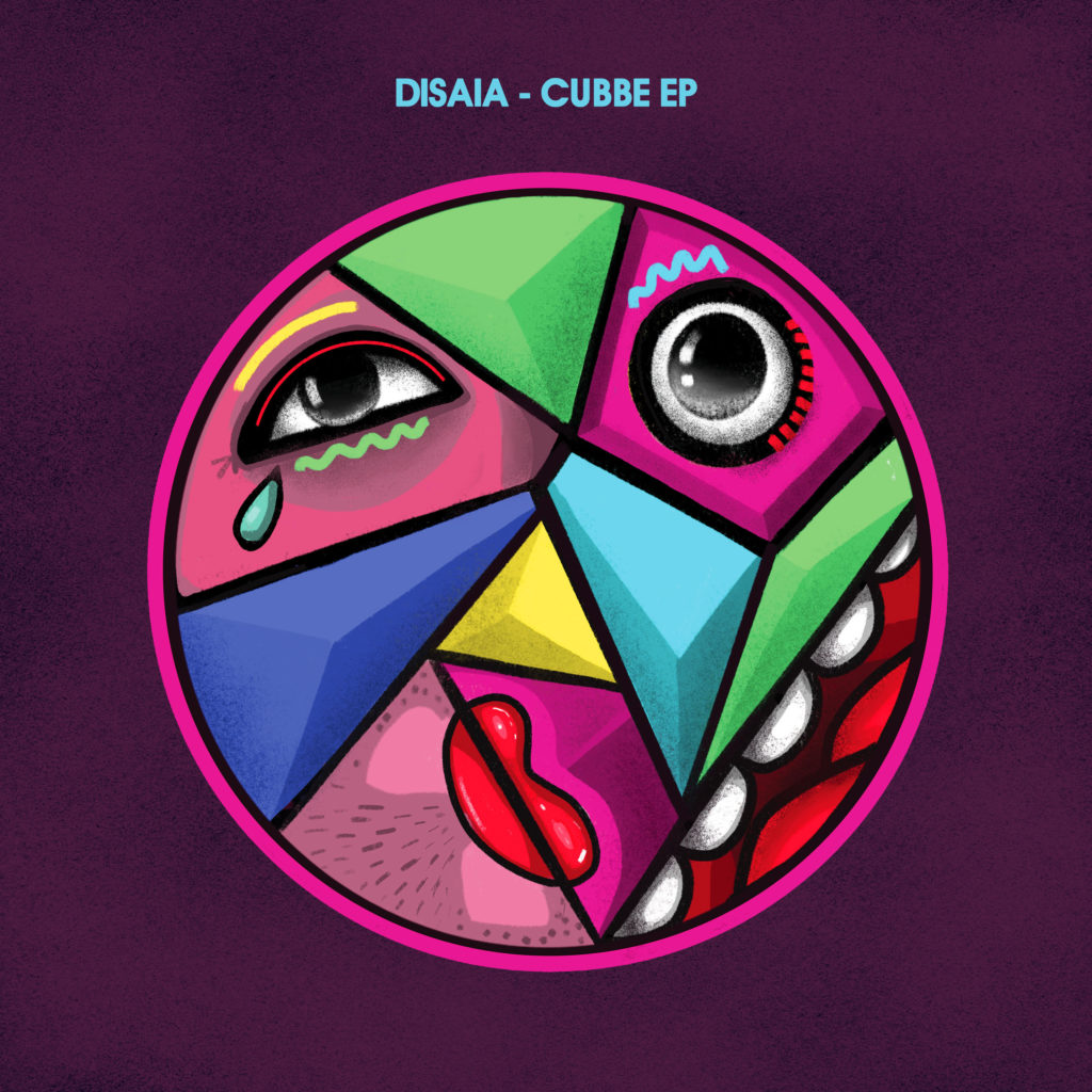 """Disaia/CUBBE EP 12"""""""