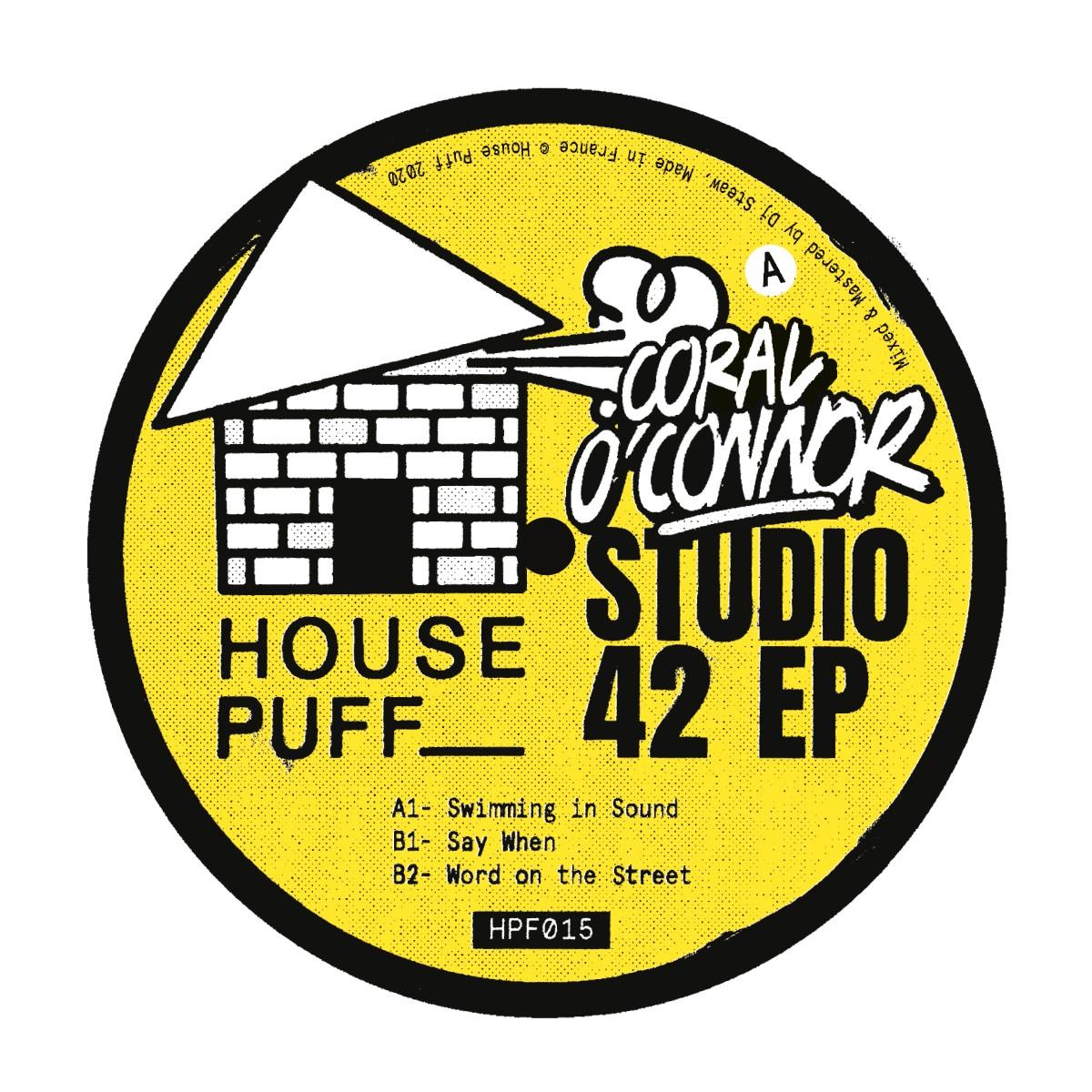 """Coral O'Connor/STUDIO 42 EP 12"""""""