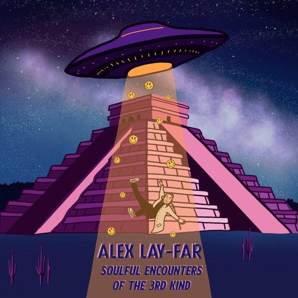 """Alex Lay-Far/SOULFUL ENCOUNTERS... 12"""""""