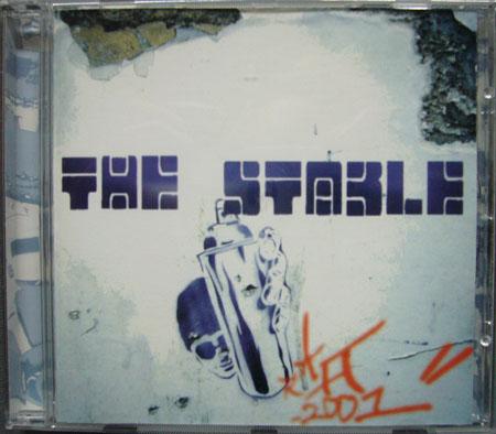 Various/THE STABLE (HERTZ) CD