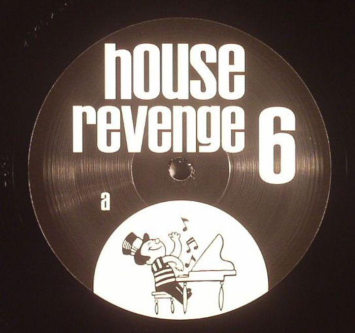 """Various/HOUSE REVENGE 506 12"""""""