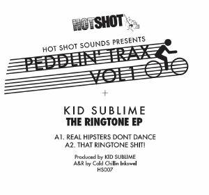 "Kid Sublime/THE RINGTONE EP 12"""