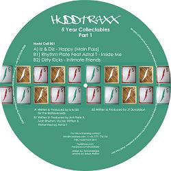 Various/HUDDTRAXX 5 YEAR...PART 1 12""
