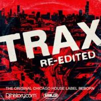 Various/TRAX 25 VS DJ RE-EDITED DCD