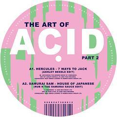 "Various/THE ART OF ACID PART 2 12"""