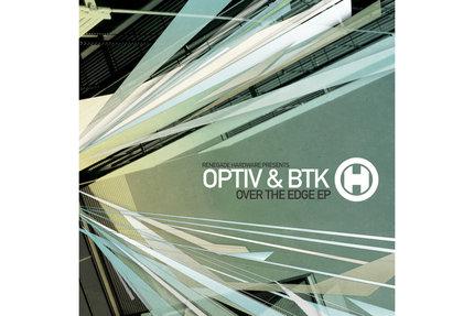 """Optiv & BTK/OVER THE EDGE EP D12"""""""