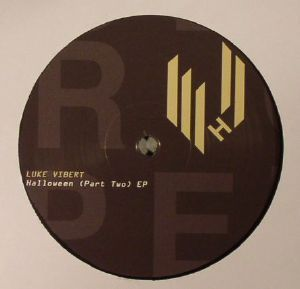 Luke Vibert/HALLOWEEN (PART TWO) EP 12""