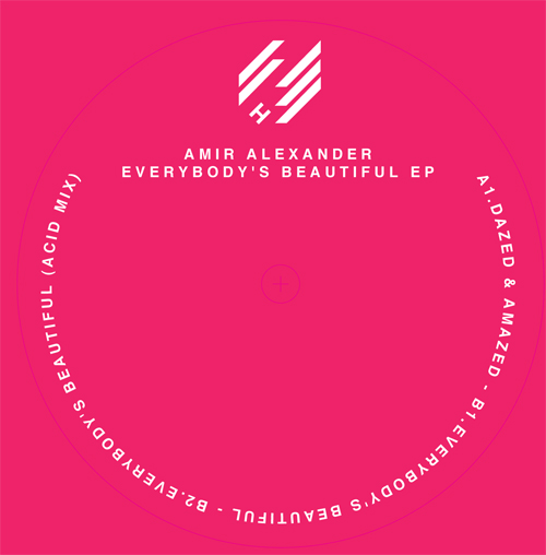 Amir Alexander/EVERYBODY'S BEAUTIFUL 12""